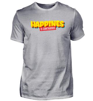 Happiness Geschenk Gescheinkidee