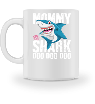 Cute Mommy Shark