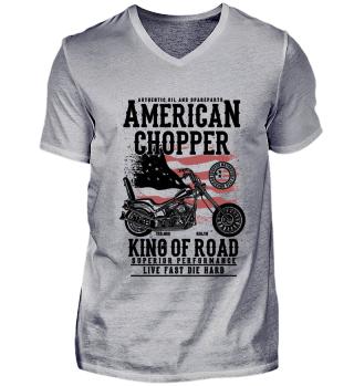 ☛ AMERICAN CHOPPER #1.2