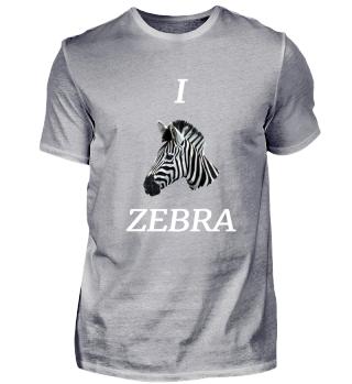 ZEBRA AFRICA HORSE GIFT SAVANNA ANIMAL