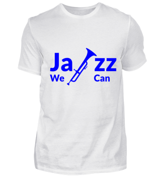 GIFT- JAZZ WE CAN BLUE