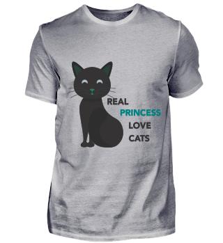 GIFT- REAL PRINCESS LOVE CATS