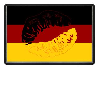 Deutschland Fussmatte