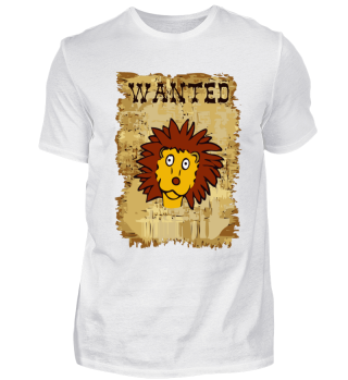 Wanted Western Lion as a cool gift idea