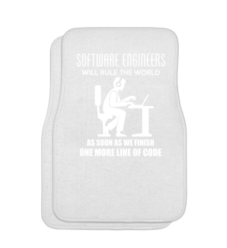 Software Engineers will rule the World