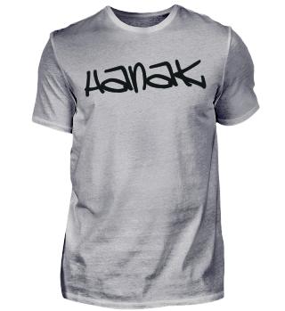 HANAK Logo Basic White Edition