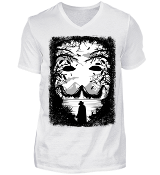 ★ Anonymous Nature Mask I
