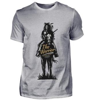 The Warrior Hunter Indian Western Shirt