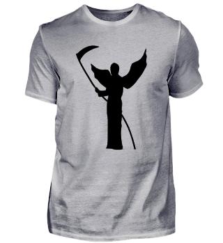 Sensenmann Engel T-Shirt