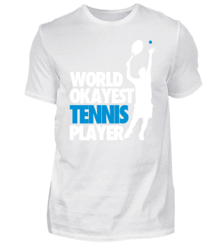 World Okayest Tennis player Men