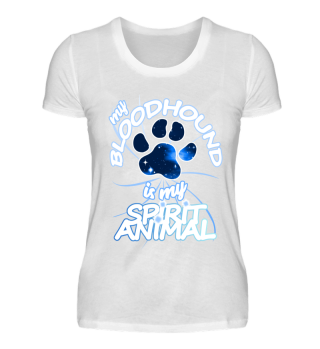 Bloodhound is my spirit animal Hunde Fun
