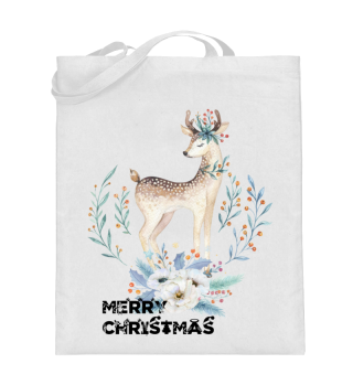 ☛ MERRY CHRISTMAS · DEER #8A