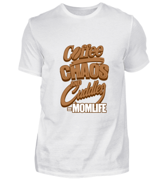 Mom Life Mother's Day Gift Coffee kids