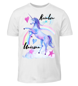 Rainbow Unicorn #1