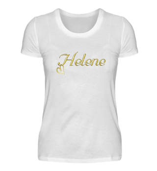 Helene gold Optik Vorname