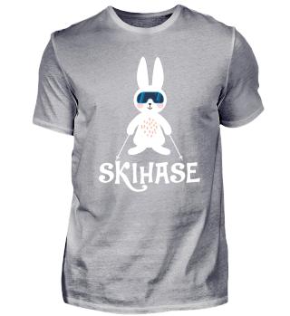 Ski bunny rabbit bunny