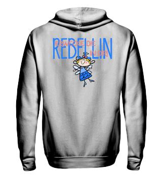 Erwecke die Rebellin in dir - Elfe