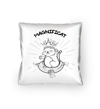 MagnifiCat Cushion