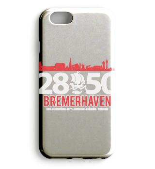 Bremerhaven 2850 Logo Handyhülle