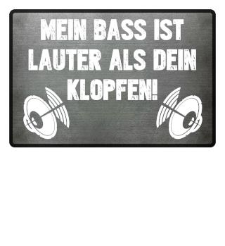 Limitiert - Mein Bass