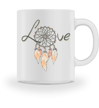 ♥ Love Native American Dreamcatcher 3