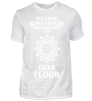 Goa-Floor Spaziergang - Front