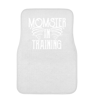 ♥ Saying - Momster In Training 2