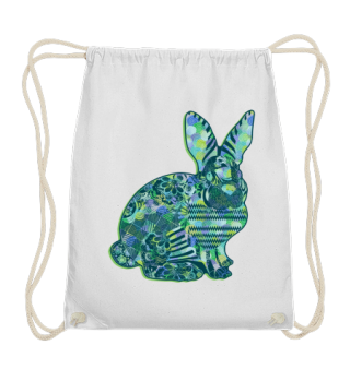 ★ Artistic Ethno EASTER BUNNY 3