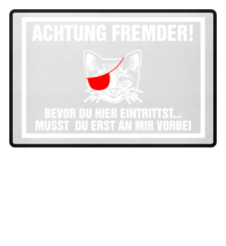 Achtung Fremder!