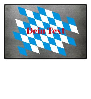 Freistaat Bayern Farben - Ausschnitt 2