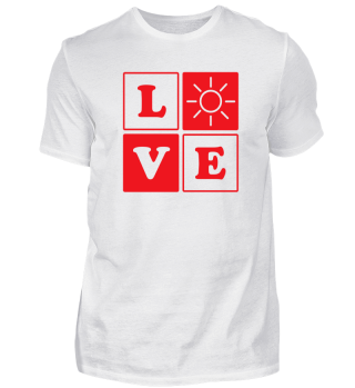 Liebe Sonnig - Love Sonne