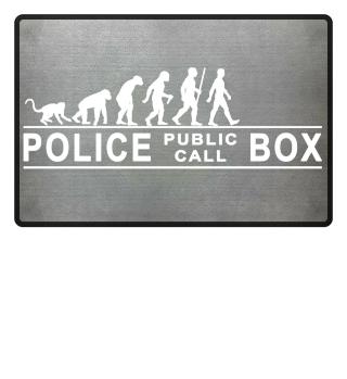 EVOLUTION Of Humans - Police Box III