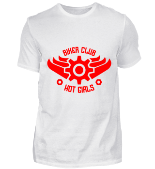 GIFT- BIKER CLUB HOT GIRLS