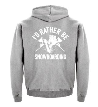 Snowboard Urlaub Snowboarder Snowboarden Snowboarding Cool Lustig Spruch Geschenk