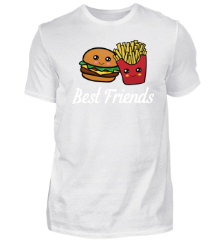 Besties Forever Best Friends Burger