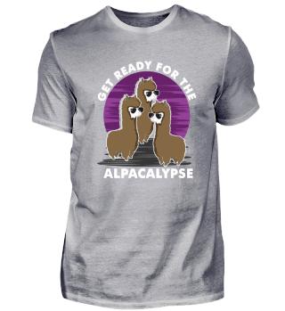 Alpaca Get ready for the alpacalypse
