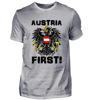 Austria First - Österreich zuerst