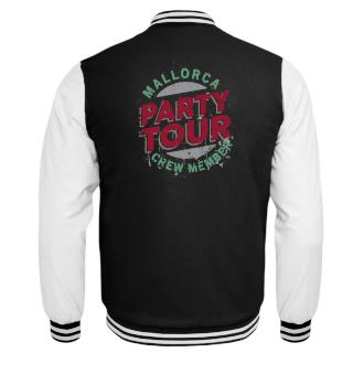 Mallorca Party Tour Crew Member