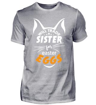 Eggs vs Sister