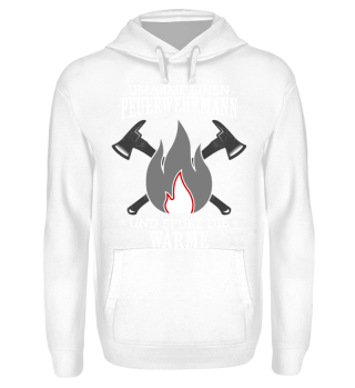 Feuerwehr - umarme Feuerwehrmann