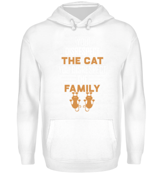 Funny Cat Shirt Hoodie Gift Cat Lover