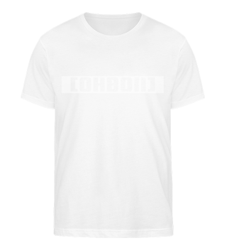 Font Bold Shirt | U-Neck