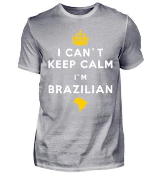 Für leidenschaftliche Brasilianer