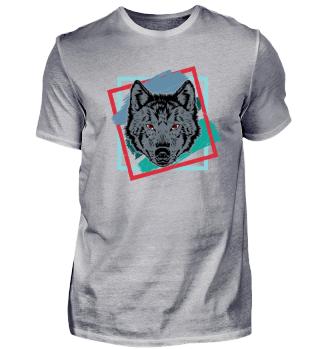 Wolf Wildhund Schaf Geschenk Dingo Hund