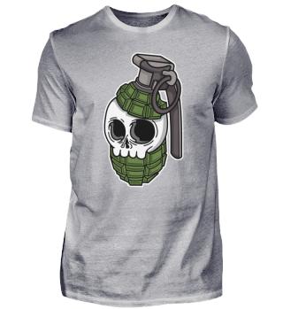 ☛ Skull Grenade #20.1