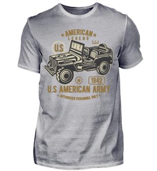 U.S American Army