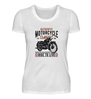 Motorcycle Classic - Damen