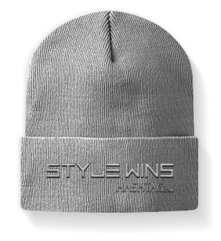 Hashtag Style Hat