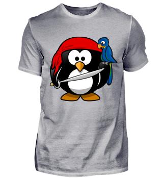 Pinguin Linux Pirat
