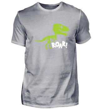 Roar I Love Dinosaur - Animal Birthday